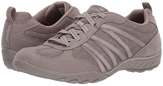 Skechers Breathe-Easy - Be-Relaxed (Taupe) Women's Shoes