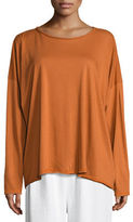 eskandar Long-Sleeve Pima Cotton T-Shirt