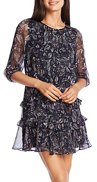 1 STATE Paisley Print Dress