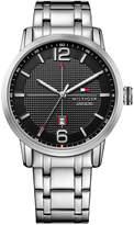 Tommy Hilfiger Men's Casual Sport Stainless Steel Bracelet Watch 44mm 1791215