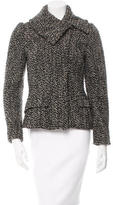 Dries Van Noten Wool Short Coat