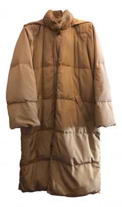 Max Mara Weekend Beige Synthetic Coats