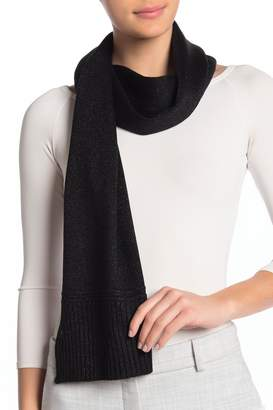 MICHAEL Michael Kors Metallic Knit Wrap Scarf