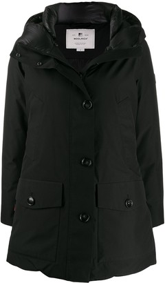 Woolrich Hooded Padded Jacket