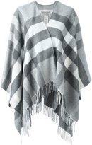 Burberry 'Colette' check scarf - women - Cashmere/Merino - One Size