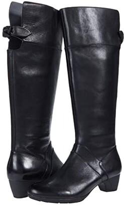 Dansko Dori (Black Aniline Calf) Women's Shoes