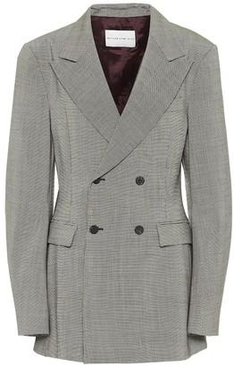 Matthew Adams Dolan Stretch-wool blazer