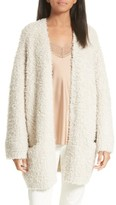 Vince Women's Wool Blend Teddy Cardigan
