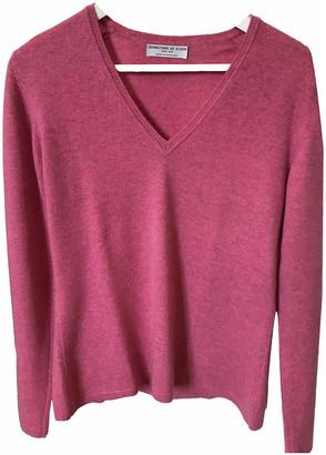 Johnstons of Elgin Pink Cashmere Knitwear