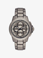 Michael Kors Ryker Gunmetal-Tone Watch