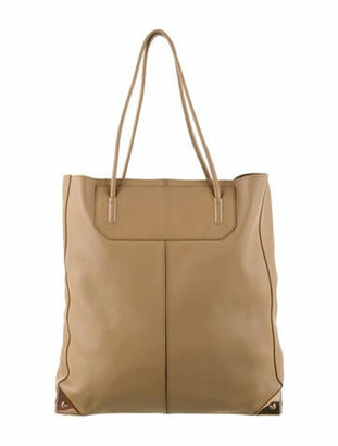 Alexander Wang Prisma Leather Tote Rose