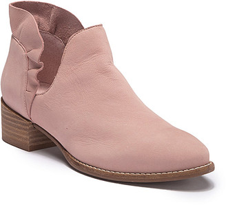 Seychelles Women's Casual boots PINK - Pink Renowned Leather Ankle Boot - Women
