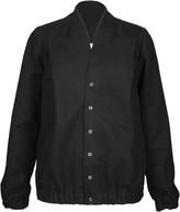 Format BEAM Black Moleskin Jacket - L - Black