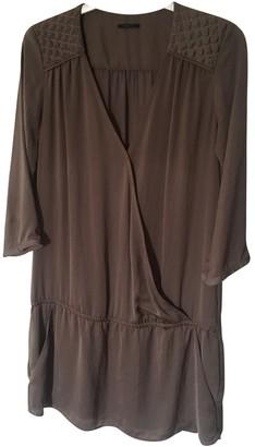 Ikks Beige Dress for Women