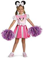 Disguise Minnie Mouse Cheerleader Costume (Toddler, Little Girls, & Big Girls)