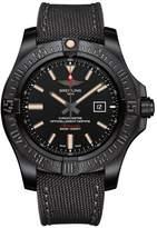 Breitling Titanium Avenger Blackbird Watch 48mm