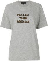 Markus Lupfer Alex 'Follow Your Dreams' T-shirt