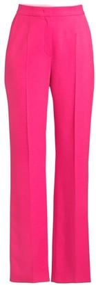 Escada Sport Tamuki Double-Face Wool-Blend Pants