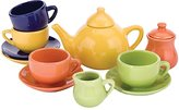 Schylling Childrens Tea Set (Colors May Vary)