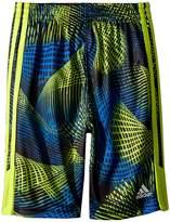 adidas Kids - Amplified Net Shorts Boy's Shorts