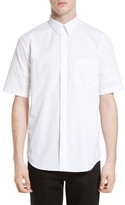 Givenchy Men's Pieced Star Extra Trim Fit Sport Shirt