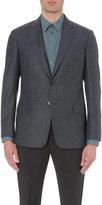Armani Collezioni Birdseye Wool Jacket