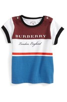 Burberry Infant Boy's Colorblock T-Shirt