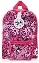 Babymel BabymelTM Zip & Zoe Floral Mini Backpack in Pink