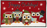 JCP HOME JCPenney HomeTM Happy Holidays Accent Rug
