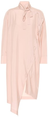 Valentino Silk midi dress