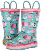 Western Chief Limited Edition Ee I Ee I Oh Rain Boot Girls Shoes