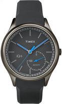 Timex Iq+ Move Unisex Gray Smart Watch-Tw2p94900f5