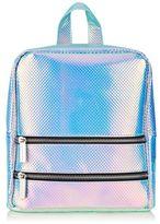 Skinnydip **holo cat backpack