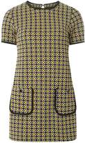 Dorothy Perkins Yellow Geometric Print Tunic