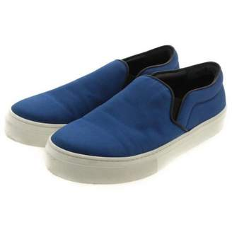 Celine Blue Cloth Trainers