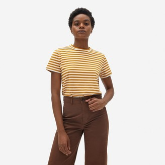 Everlane The Organic Cotton Box-Cut Tee