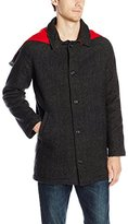 Woolrich Men's Mill Wool Car Coat