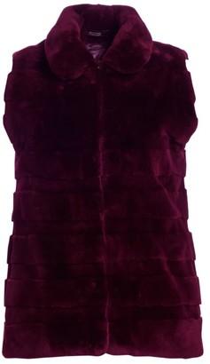 The Fur Salon Sheared Beaver Fur Vest