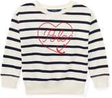 Polo Ralph Lauren Striped Terry Sweatshirt