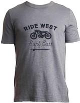 Tonn Ride West Tee Grey