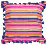 Bedawi Cotton Accent Pillow With Tassels