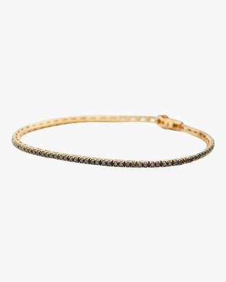 Yi Collection Black Diamond Tennis Bracelet