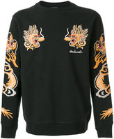 MHI embroidered sweatshirt