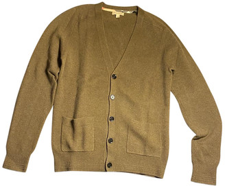 Burberry Brown Cashmere Knitwear & Sweatshirts