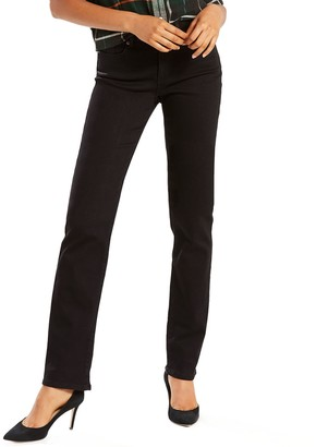 Levi's Women's Classic Straight Midrise Jeans