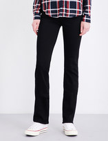 Paige Hoxton straight-leg high-rise jeans