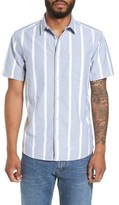 Quiksilver Men's Sulu Arrows Woven Shirt