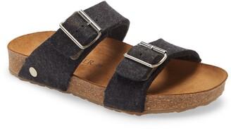 Haflinger Anabel Slide Sandal