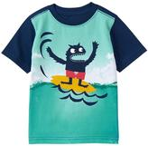 Gymboree Monster Waves Tee