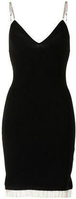 Jonathan Simkhai Beaded Details Cami Dress